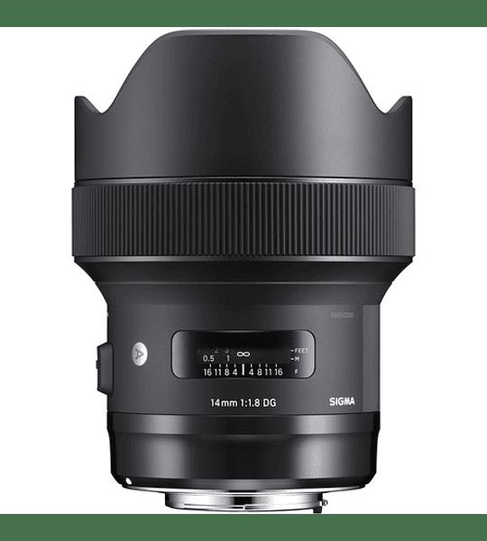 Sigma 14mm F1.8 ART DG HSM
