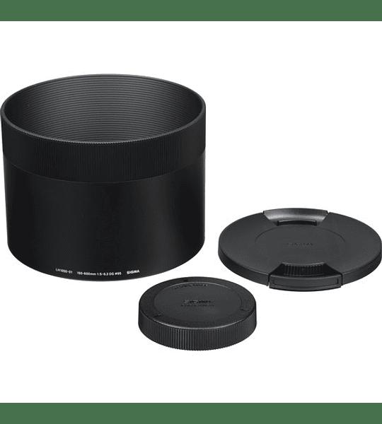 Sigma 150-600mm CONTEMPORARY F5-6.3 DG OS HSM