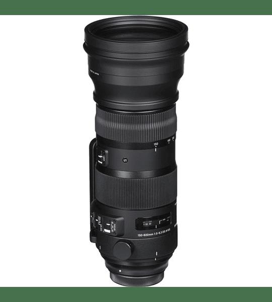 Sigma 150-600mm SPORTS F5-6.3 DG OS HSM