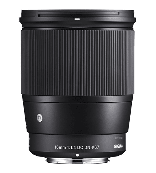 Sigma 16mm SONY-E F1.4 DC DN CONT