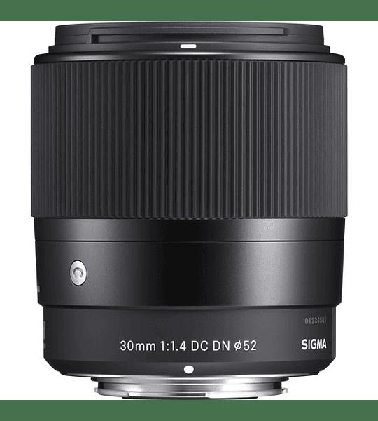 Sigma 30mm SONY-E F1.4 DC DN CONT