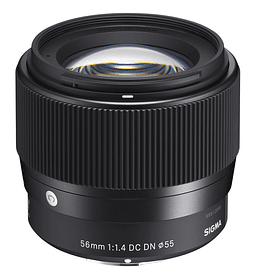 Sigma 56mm F1.4 DC Contemporary SONY E