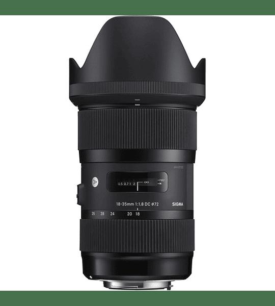 Sigma 18-35mm ART F1.8 DC HSM
