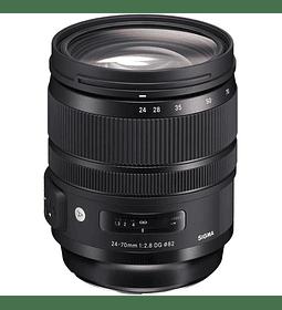 Sigma 24-70mm ART F2.8 DG OS HSM