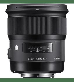Sigma 24mm ART F1.4 DG HSM
