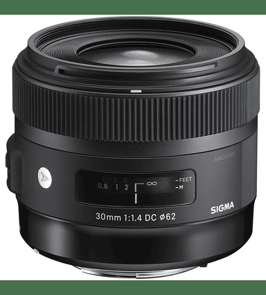 Sigma 30mm ART F1.4 ART DC HSM