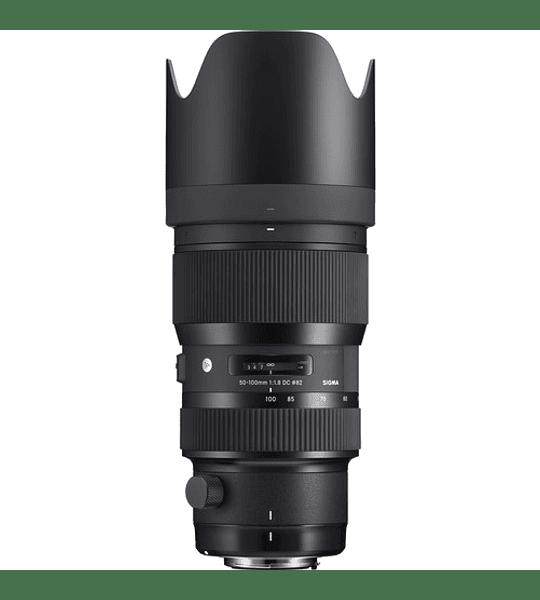 Sigma 50-100mm ART F1.8 DC HSM