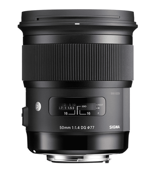 Sigma 50mm  F1.4 ART. DG HSM