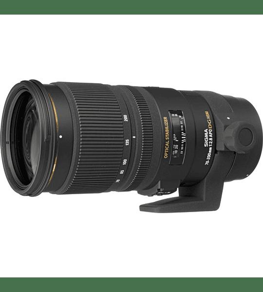 Sigma 70-200mm F2.8 APO EX DG OS HSM