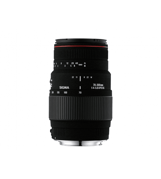 Sigma 70-300mm F4-5,6 APO DG MACRO
