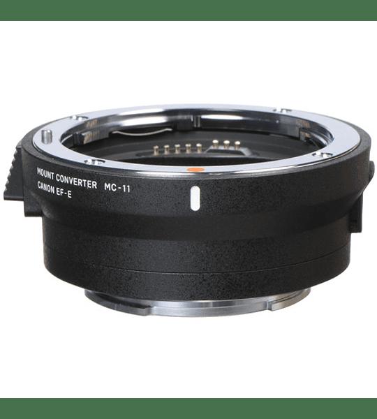 Sigma MOUNT CANON CONVERTER MC-11 EF-E