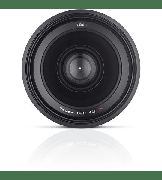 Zeiss Milvus 25mm f1.4 - montura Nikon o Canon