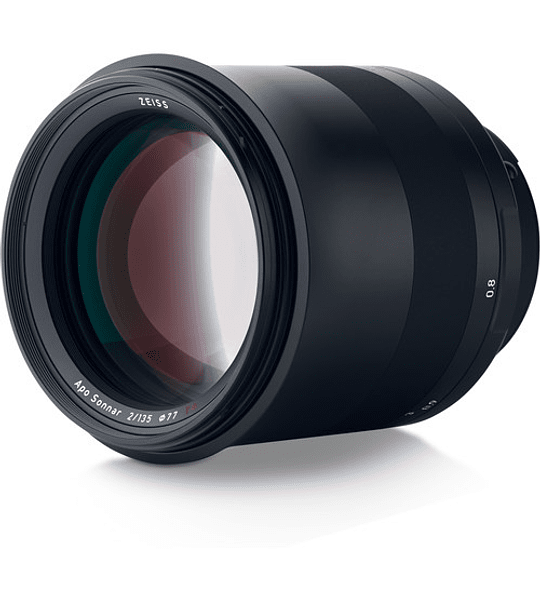 Zeiss Milvus 135mm f2.0 - montura Nikon o Canon