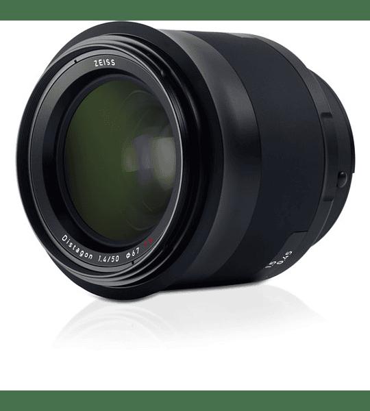 Zeiss Milvus 50mm f1.4 - montura Nikon o Canon