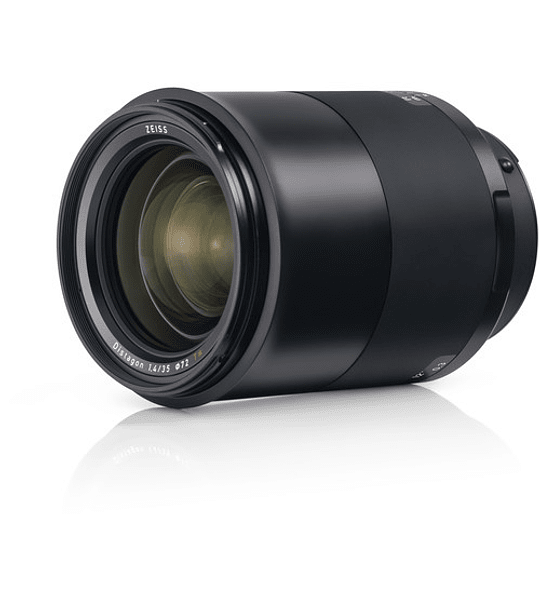 Zeiss Milvus 35mm f1.4 - montura Nikon o Canon
