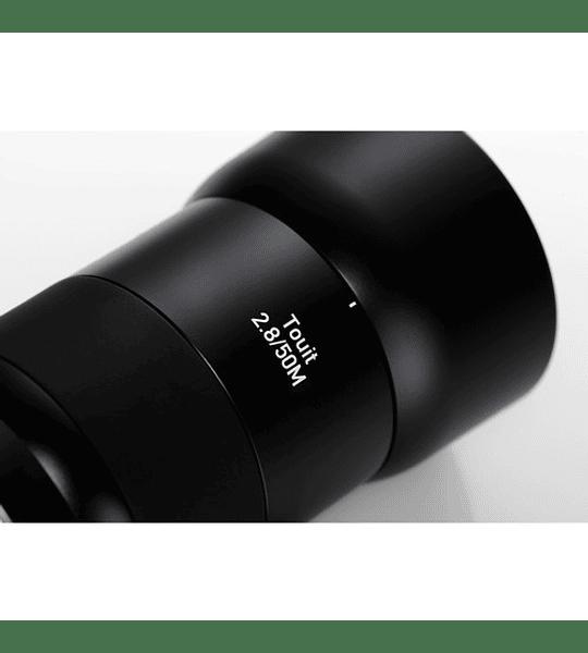 Zeiss Touit 50mm f2.8 Macro