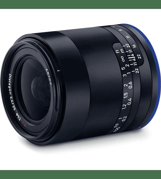 Zeiss Loxia 25mm f2.4 Sony FE