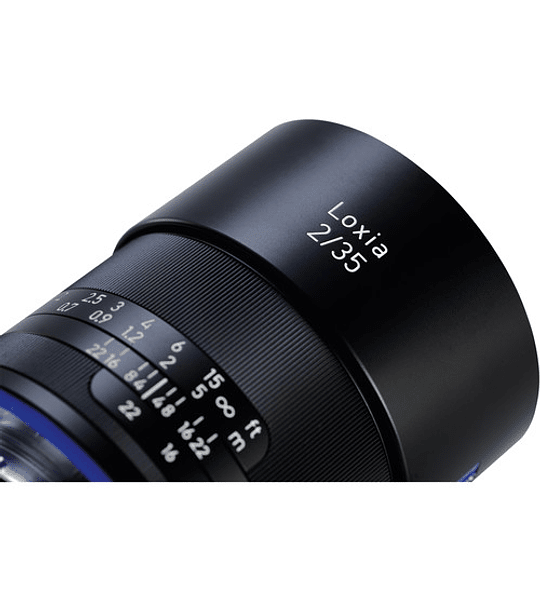 Zeiss Loxia 35mm f2.0 Sony FE