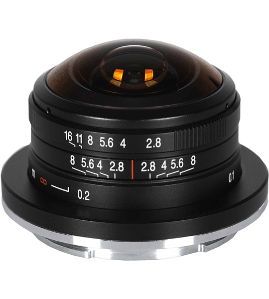 Venus Optics Laowa 4mm f/2.8 Fisheye