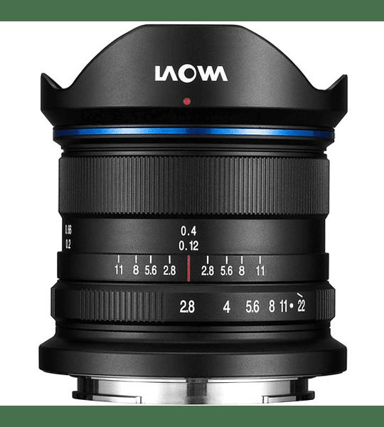 Venus Optics Laowa 9mm f/2.8 Lente Zero-D