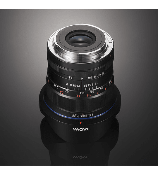 Venus Optics Laowa 12mm f/2.8 Zero-D