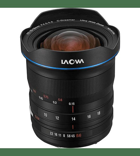 Venus Optics Laowa 10-18mm f/4.5-5.6  Zoom