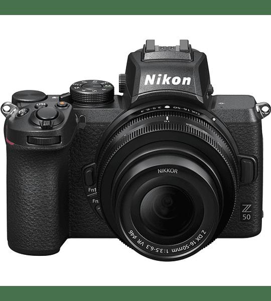Nikon Z50 Body o kit 🔸