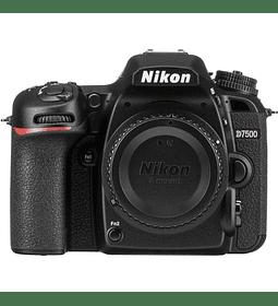 Nikon D7500 Body 🔸