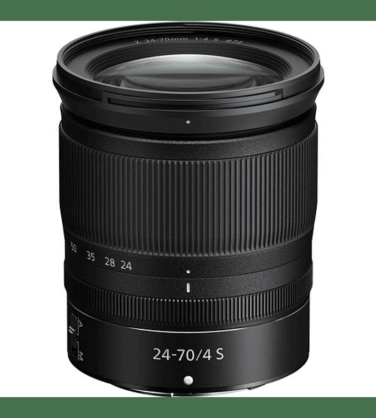 Nikon Z 24-70mm f4 S 🔸