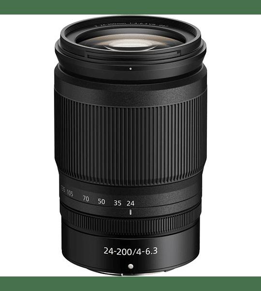 Nikon Z 24-300 f4-6.3 VR S