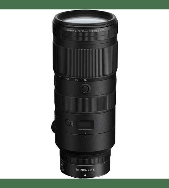 Nikon Z 70-200 f2.8 VR S