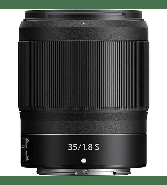 Nikon Z 35mm f1.8 S