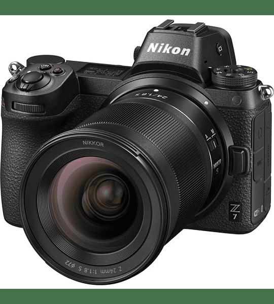 Nikon Z 24mm f1.8 S