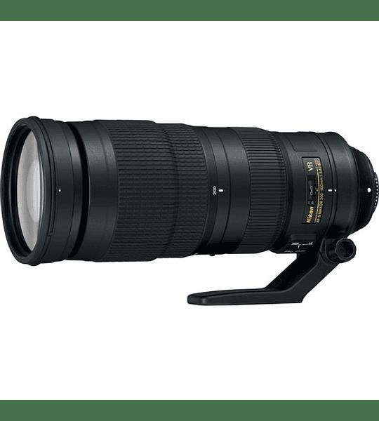 Nikon F AF-S 200-500 f5.6E ED VR 🔸