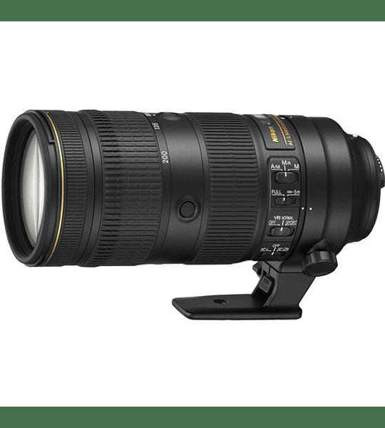 Nikon F AF-S 700-200 f2.8E FL ED VR