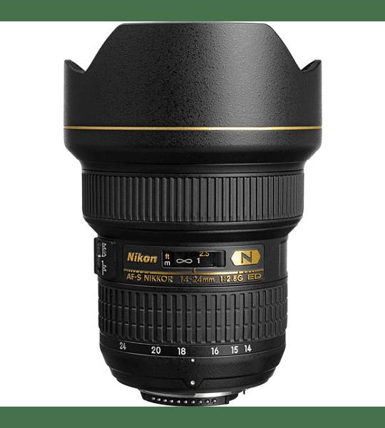 Nikon F AF-S 14-24 f2.8G ED 🔸