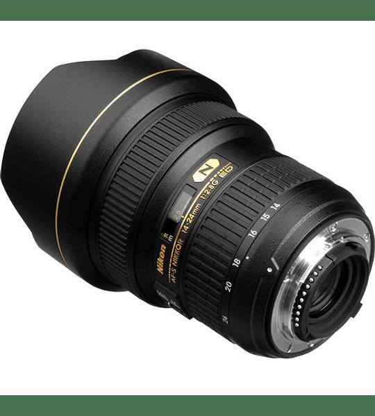 Nikon F AF-S 14-24 f2.8G ED