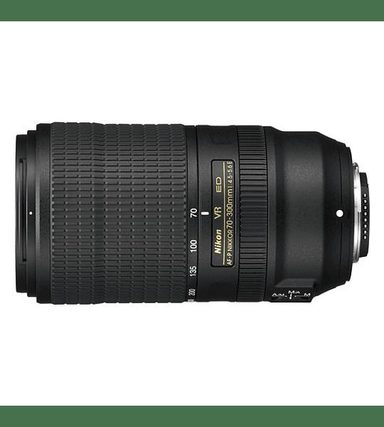 Nikon F AF-P 70-300 f4.5-5.6E ED VR