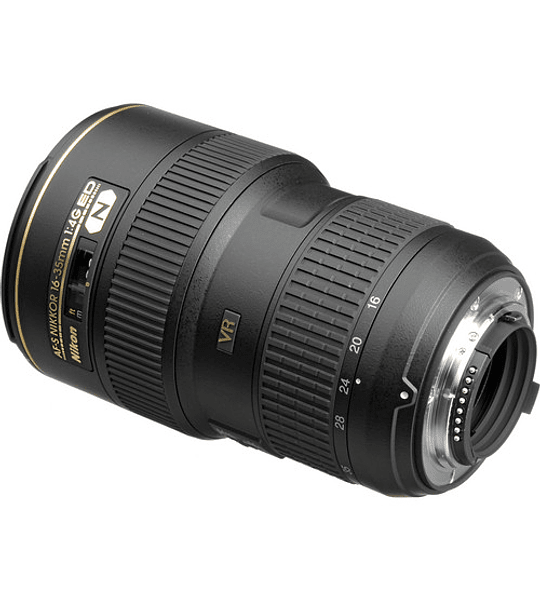 Nikon F AF-S 16-35 f4G ED VR (U)