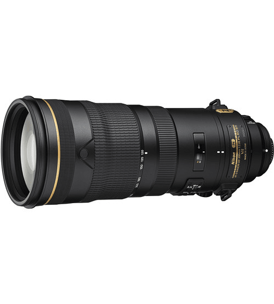 Nikon F AF-S 120-300 f2.8E FL ED SR VR