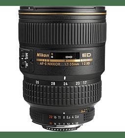 Nikon F AF-S 17-35 f2.8D IF-ED