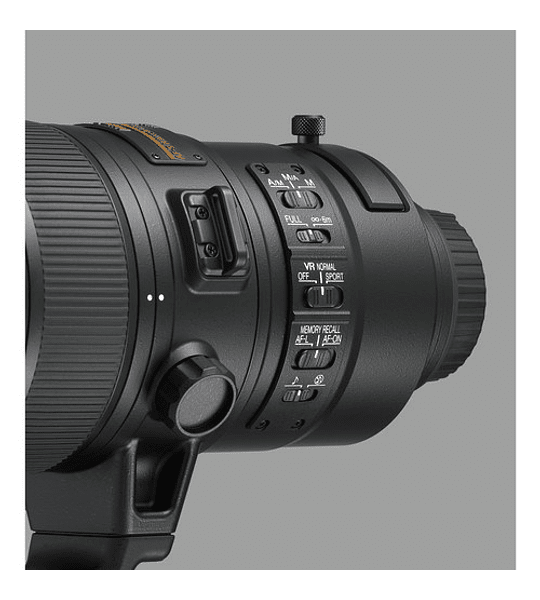Nikon F AF-S 180-400 f4 E TC1.4 FL ED VR