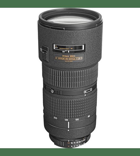 Nikon F AF 80-200 f2.8D ED