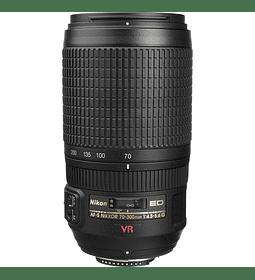 Nikon F AF-S 70-300 f4.5-5.6G IF-ED VR