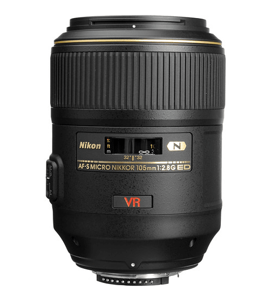 Nikon F AF-S Micro 105mm f2.8G IF-ED