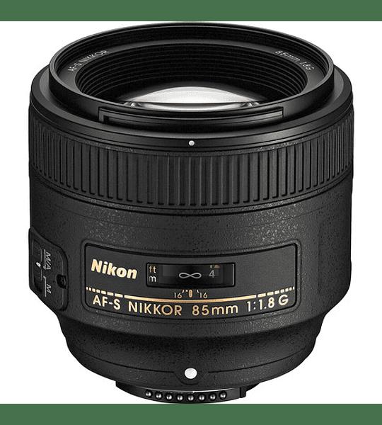 Nikon F AF-S 85mm f1.8G 🔸