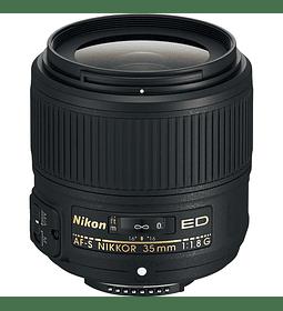 Nikon F AF-S 35mm f1.8G ED