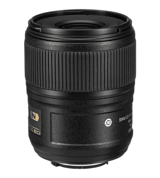 Nikon F AF-S 60mm f2.8G ED