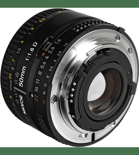 Nikon F AF 50mm f1.8D (r)