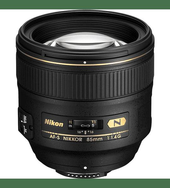 Nikon F AF-S 85mm f1.4G